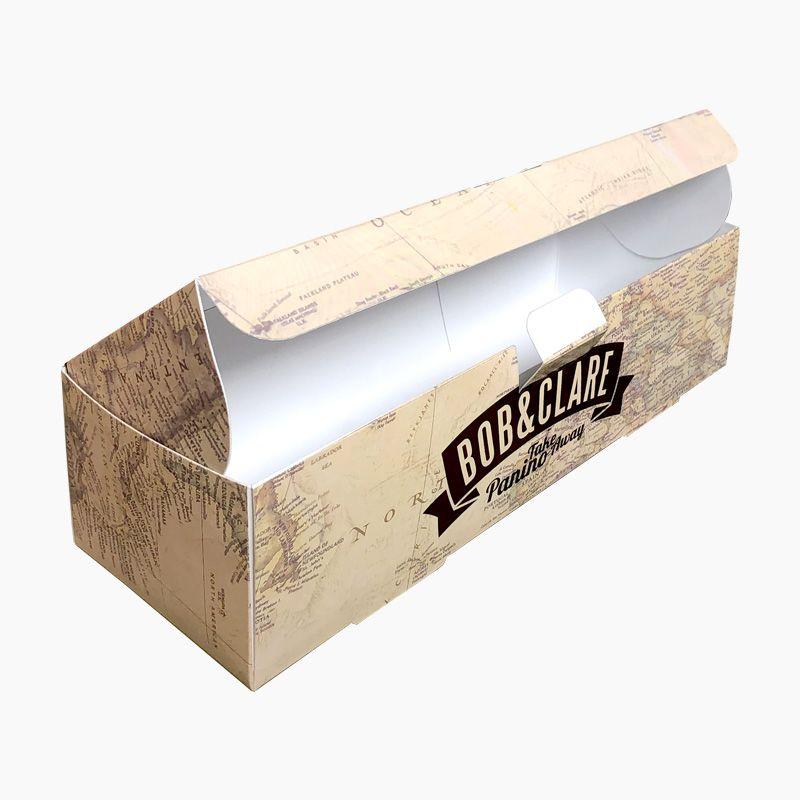 Box C-Time panino lungo